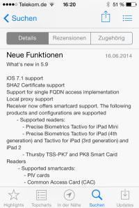 Receiver 5.9 for iOS